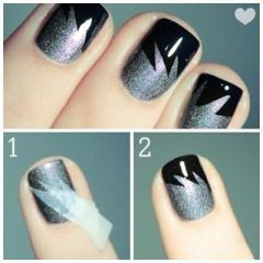 10 Step By Step Nail Art Designs For Beginners Alizeh S Closet